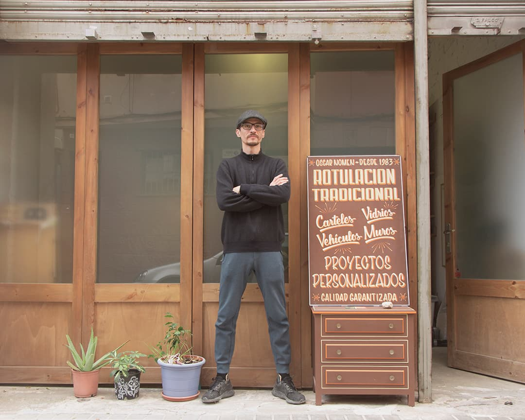 W Type Foundry Oscar Nomen Barcelona